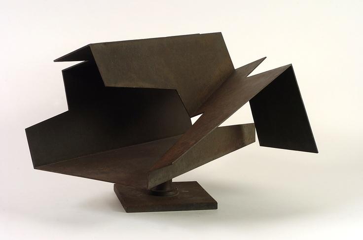 Oteiza. Construcción vacía (B), 1958