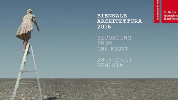 Foto de María Reiche en Nazca representa a la Bienal de Venecia