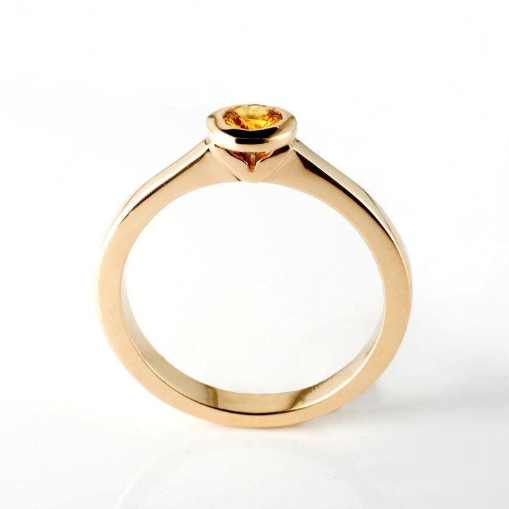 239 best Gold Engagement Rings images on Pinterest