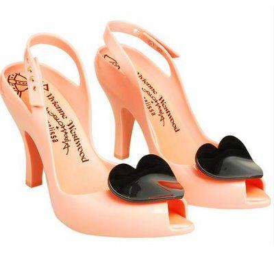 Vivienne Westwood Mellisa Heels. I need these in my life.