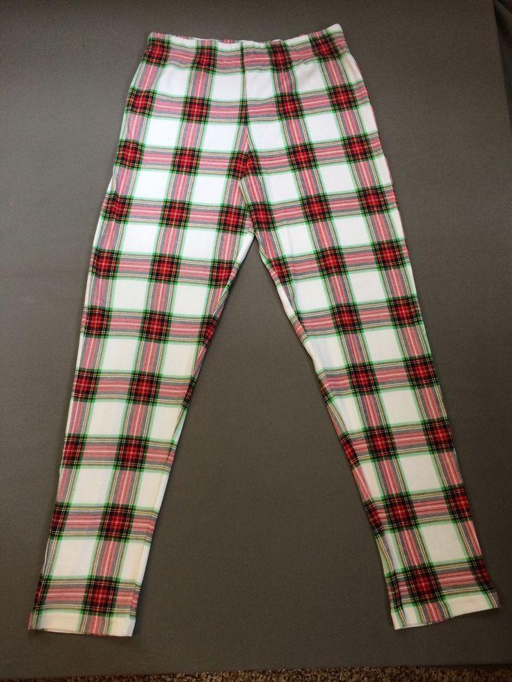 Adult Christmas Pajama's