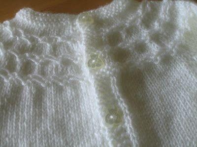 Tricotando por Acaso: Bebê