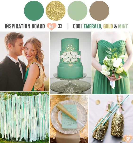 25 Best Ideas About Mint Gold Weddings On Pinterest