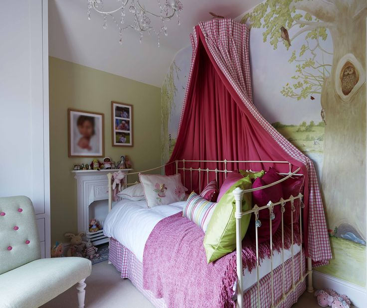Bedroom for a princess
