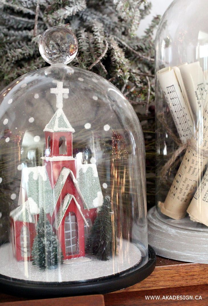 A Cozy Christmas in the Suburbs   Canadian Bloggers Christmas Home Tour
