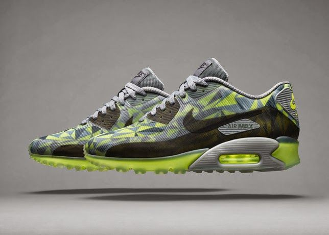 New products : Air Superiority ; Nike's Latest Innovations Showcased On  Three New Air Max 90s