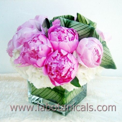 Peony Bliss  Los Angeles flower delivery