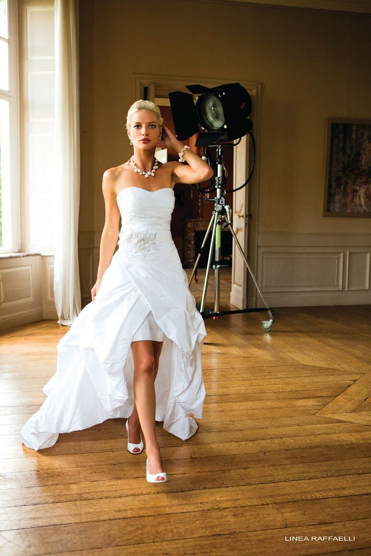 Cheap wedding dresses short front long back  Jamie Lee WinMe on Pinterest