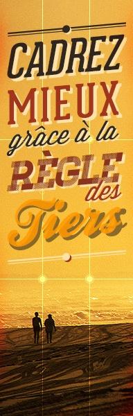 Cadrez mieux grâce à la Règle des Tiers !  À lire sur http://tontonphoto.fr/2012/07/07/cadrez-mieux-regle-des-tiers/#utm_source=reseaux-sociaux_medium=pinterest_content=regle-tiers
