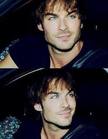 Ian Somerhalder... I almost stopped watching LOST after he died.