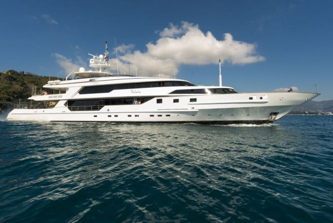 Charter exceptional superyacht The Wellesley in the Mediterranean this summer