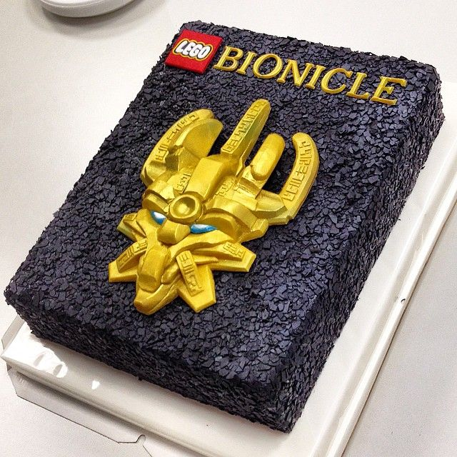 8 Best Lego Bionicle Party Images On Pinterest