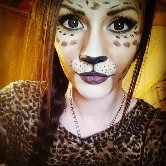 The 25+ best Leopard makeup ideas on Pinterest | Leopard costume ...