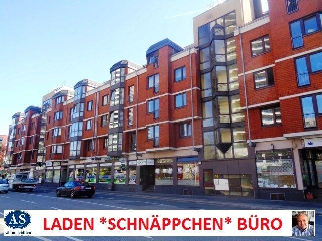 *Kapitalanleger & Selbstnutzer* In 45468 Mülheim/Ruhr (Zentrum)  ca. 133 m² Ladenlokal (Büro) mit 1 Tiefgarage und 2 Stellplätzen sehr GÜNSTIG zu verkaufen! http://www.as-makler.de/html/45468_mulheim__zentrum___laden.html