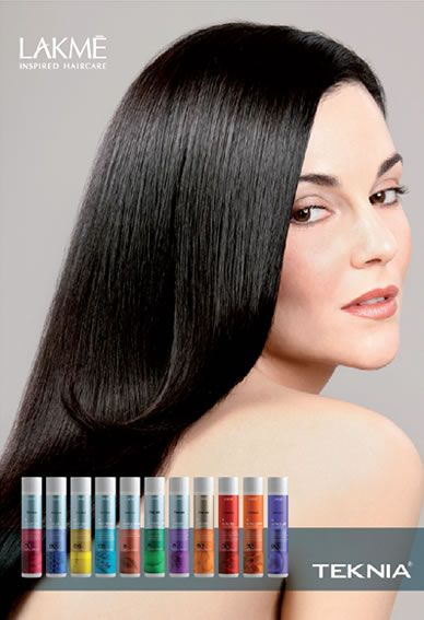 LAKME - Inspired Haircare