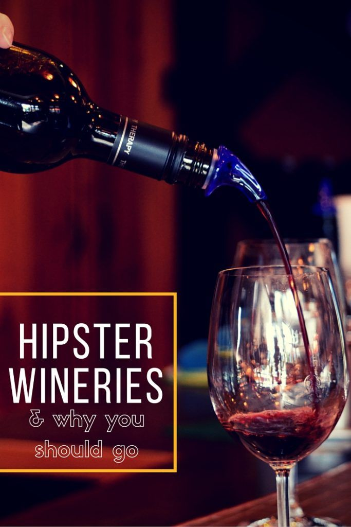 Four Hipster Wineries in the Okanagan