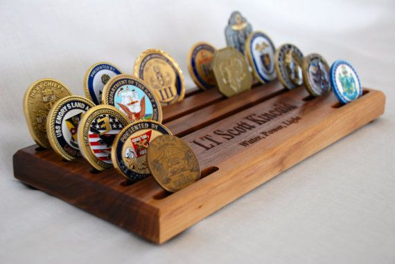 The 25+ best Challenge coin display ideas on Pinterest ...