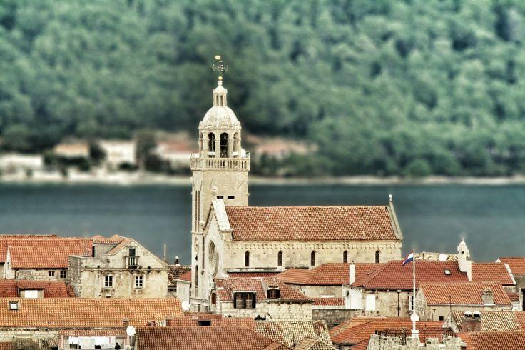 Korčula, Croatia by Ivana Sh on 500px