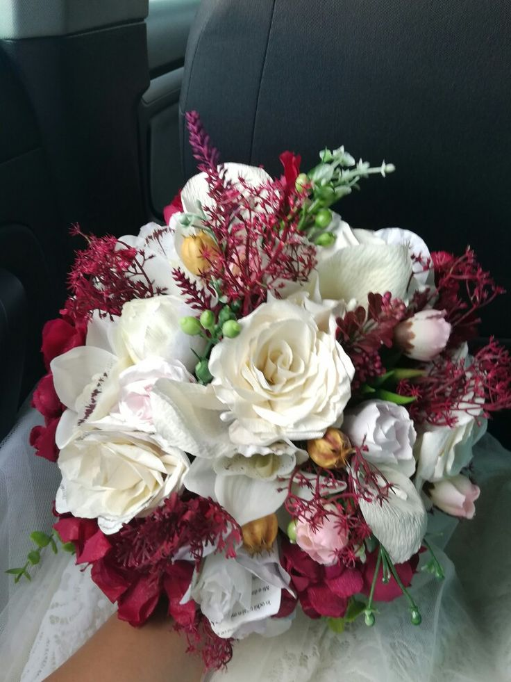 #wedding . #bouquet .  #perfect . #paperFlowers . #bride .