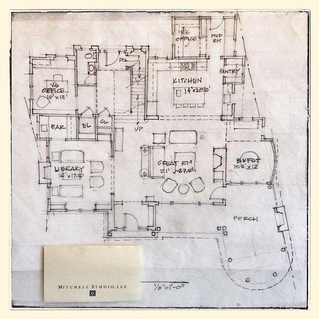 Floor plan sketch. #architecture #design #designprocess #inprogress #floorplan #drawing #pencildrawing