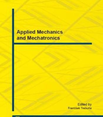 Applied Mechanics And Mechatronics PDF | Engineering and