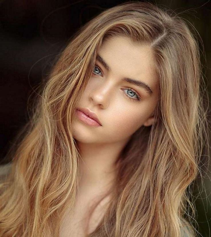 Красивой девушки картинка