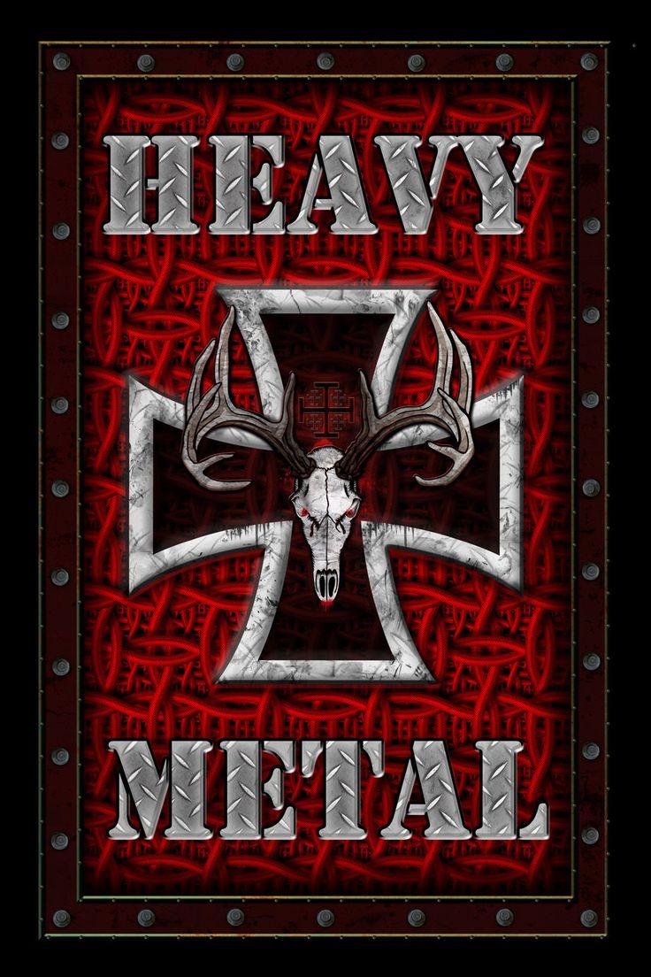 Heavy Metal by blackalben.deviantart.com on @deviantART