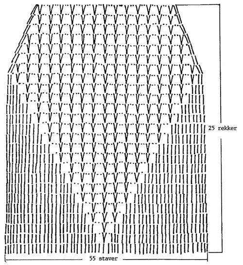 Top de ganchillo DROPS con la espalda descubierta en Safran ~ DROPS Design