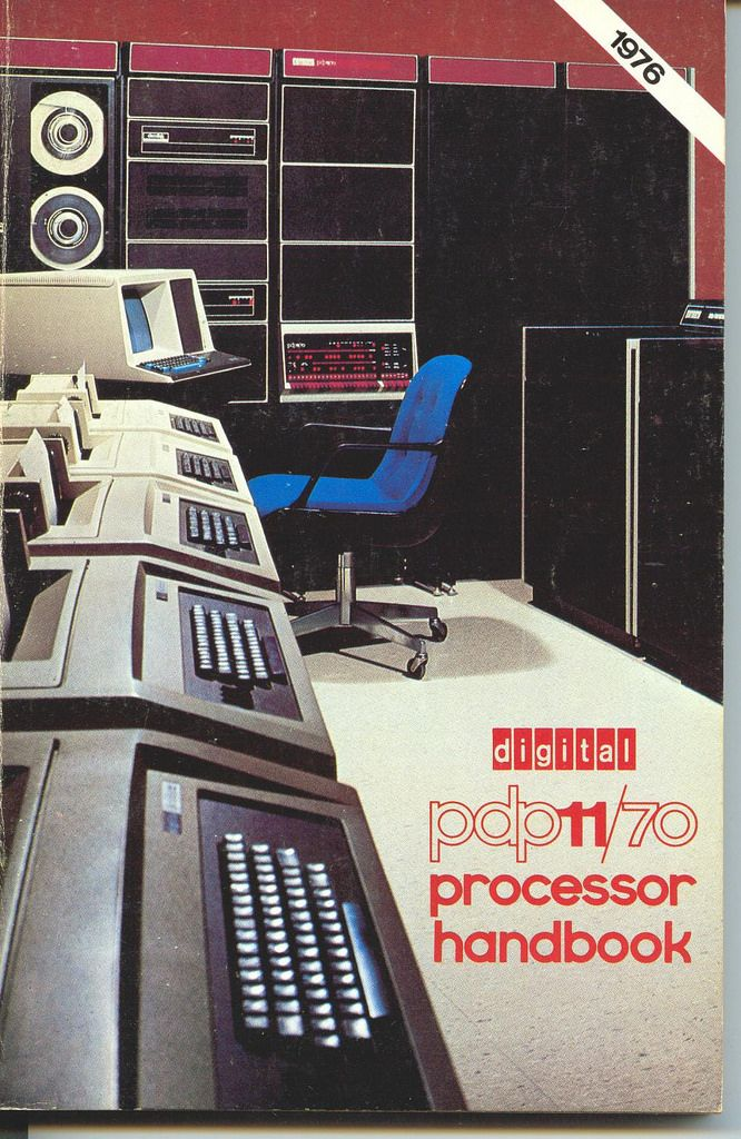 Digital PDP 11/70 - 1976 (par junkyard.dogs)