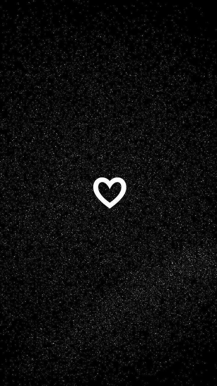 Image Uploaded By R Y Find Images And Videos About Black Heart And Wallpaper On We Heart It The App To In 2021 Cute Black Wallpaper Black Wallpaper Heart Wallpaper