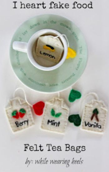 Perfect for M - she loves to have tea parties!
