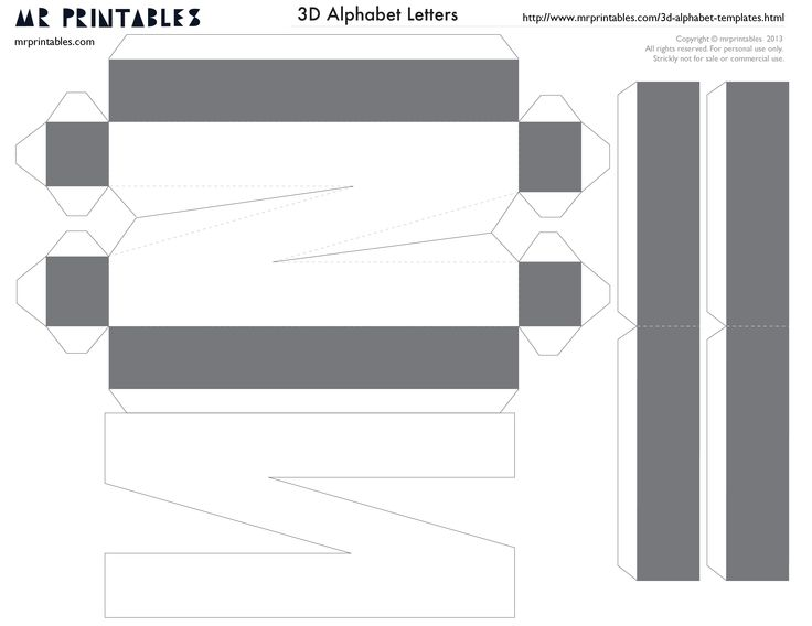 http://www.mrprintables.com/3d-alphabet-templates.html