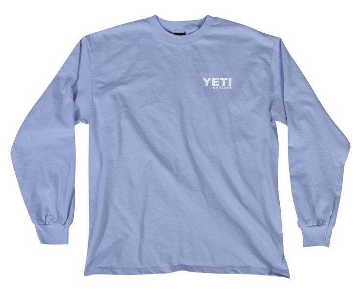 YETI Long Sleeve T-Shirt - YETI COOLERS size - Medium . Need large