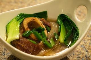 Bulalo (Fillipino Bone Marrow Soup)