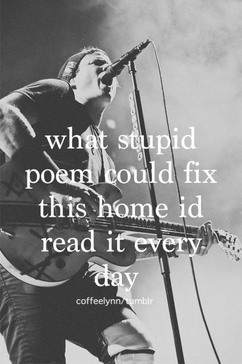 Blink 182 - Always (Lyrics) - YouTube