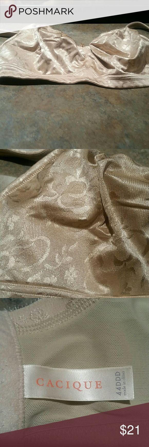 Bra by Cacique Size 44 DDD nice bra by Cacique Cacique Intimates & Sleepwear Bras