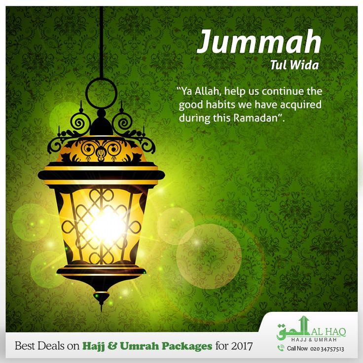 Oh Allah, bless this #Ummah and unite our hearts. #Jumma_Tul_Wida Mubarak to all Muslims. #JummaMubarak #Friday #Prayer #Islam #AlHaqTravel #UK #Ramadan2017 #StayBlessed