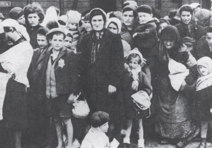Hungarian Jews arrive in Auschwitz-Birkenau Photo By: Wikimedia Commons -- Germany's Nazi hunter tracks down 8 concentration camp workers http://www.jpost.com/Diaspora/Germanys-Nazi-hunter-tracks-down-8-concentration-camp-workers-463690
