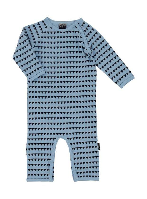 Heldragt fra Graphic Baby - - forevereco.dk Økologisk børnetøj
