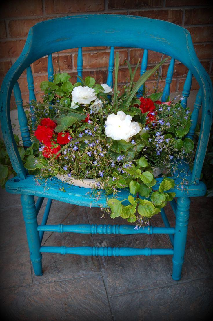 Garage Sale Chair Find – Neat
