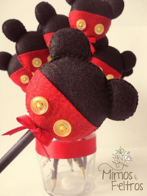 Ponteiro do Mickey
