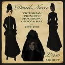 victorian mourning small ad