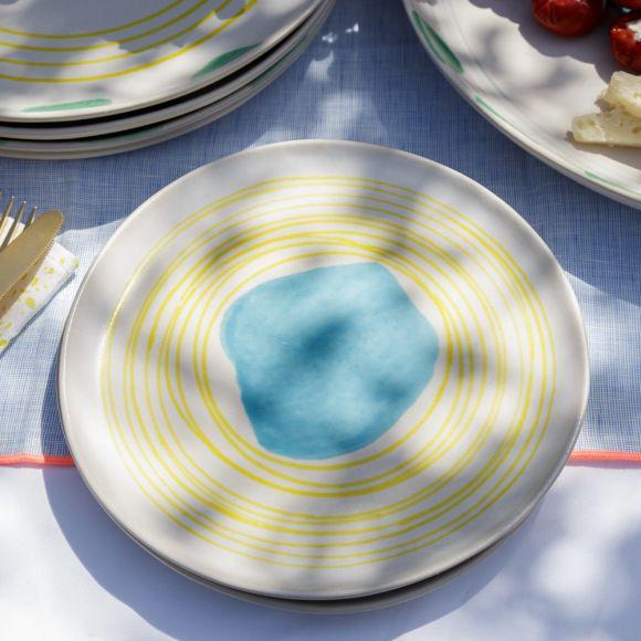 Blue Lagoon Side Plate