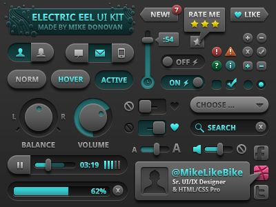 Ui-kit-electriceel