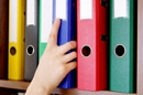 5 Tips for organizing school paperwork. Save everything - all important papers, especially if you have a child with Special Needs. You will need to have all of your information easily stored, colored binders, or files!!