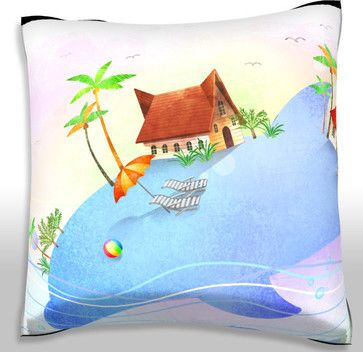 100 best images about Beach Bedroom on Pinterest Surf, Surf decor and Contemporary pillows