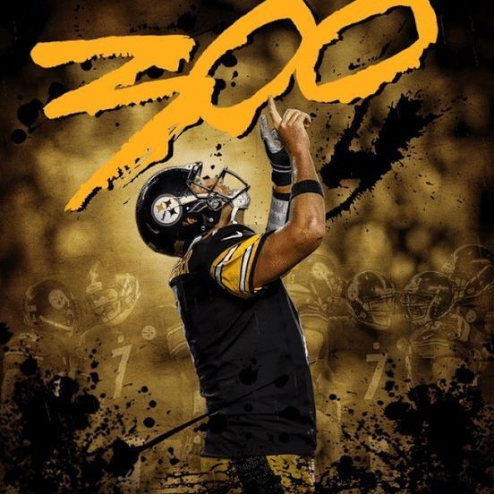 Ben Roethlisberger passed John Elway (300) for the 9th-most touchdown passes in NFL history, now with 301.