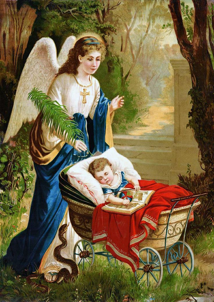 Kedves Szent Mihály arkangyal és én