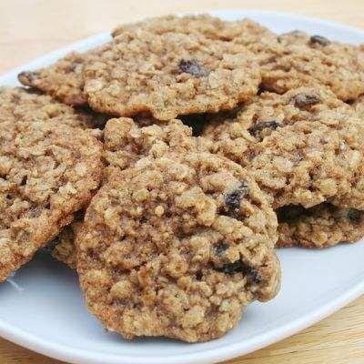 Debra's Special Oatmeal Raisin Cookies From Mrs. Fields