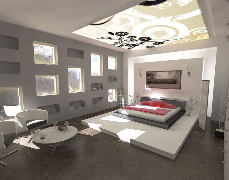 176 best Futuristic bedrooms images on Pinterest | Futuristic ...